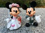 Disney Cake Figuren Micky & Mnnie