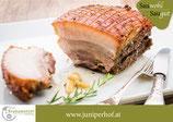 Fleisch für Schweinsbraten