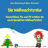 """Hörbuch - CD """"Die Weihnachtsreise"""""""