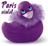 Paris Duck Purple