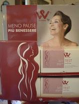 Test verifica Menopausa DonnaW Menopause My Test