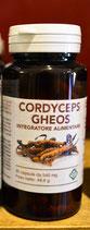 Integratore alimentare di Cordyceps BIO Gheos