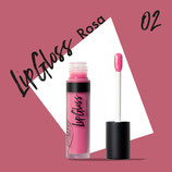 LipGloss n.2 Rosa - PuroBio