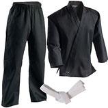 Karate Anzug Student Uniform 6 oz (MIT KARATE FACHSPORTSCHULEN LOGO)