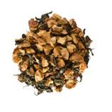 Green tea Apple organic