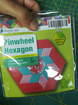 Matilda's Own - Pinwheel hexagon (8 pollici) - set da 4 pezzi