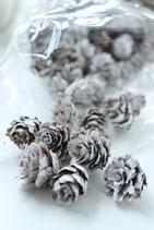 Mini Zäpfchen weiß 200g Tüte