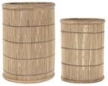IB LAURSEN Bambuslaterne (2 Größen)