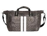 10DAYS - Small Weekend Bag Leopard Camo