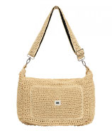 10DAYS - Small Weekend Bag STRAW