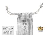 RÄDER Kleine Taschenbegleiter - Krone