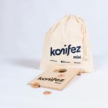 konifez®-mini-Komplettpaket (1 Brett + Zubehör)