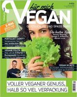 Vegan für mich Jahresabo
