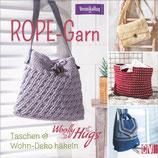 Buch Woolly Hugs Rope Garn - Taschen & Wohn-Deko häkeln 1 St