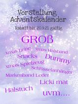 Adventskalender Groß/ Deluxe