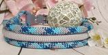 Halsband aus Premiumseil TRIPLE 3Reihig