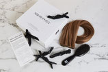 "20"" 7-piece Clip-in Hair Extensions Box Set"