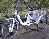 Dreirad Elektro Weis
