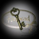 Anhänger antik Schlüssel 25