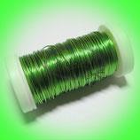 Lackdraht apfelgrün 0.5mm