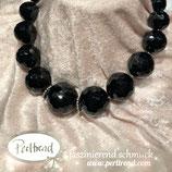 Halskette Black Onyx Highlight