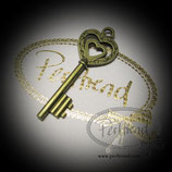 Anhänger antik Schlüssel 10