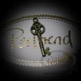 Anhänger antik Schlüssel 24