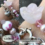 Stretcharmband Cherry Blossom 17