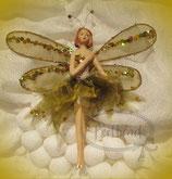 Resin Fairy Dec Copper/Gold 16250d