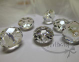 Crystal Moonlight Briolette Bead 12 mm