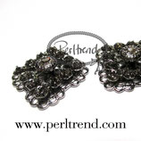 Filigree Quadrat Black Diamond 19x4