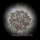Brosche Magic Crystal Flower