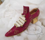 Banquet Resin Shoe Dec 13300c