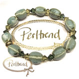 Armband Vintage Green Nature