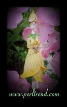 Orchideen Mädchen Hänger Dekoration