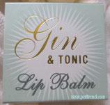 Lippenbalsam Gin & TONIC Lip Balm