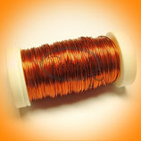 Lackdraht orange 0.5mm