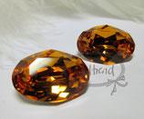 Topaz Fancy Stone Oval 18 mm x 13 mm