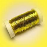 Lackdraht gelb 0.5mm