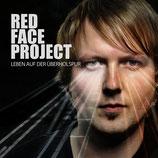 CD Album Red Face Project - Leben Auf Der Überholspur