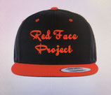 Red Face Project Cap