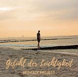 CD Album Red Face Project - Gefühl der Leichtigkeit