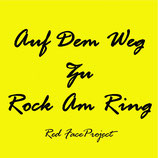 CD Album Red Face Project - Auf Dem Weg Zu Rock Am Ring