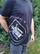 Herren T-Shirt schwarz/weiß München