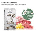 5kg PLATINUM Iberico & Greens