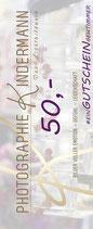 Wertgutschein 50,- Euro