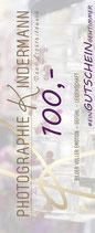 Wertgutschein 100,- Euro