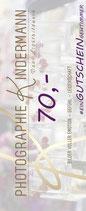 Wertgutschein 70,- Euro