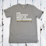 Discontentment is our engine