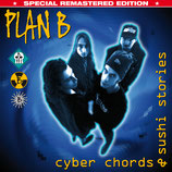 CD Cyber Chords & Sushi Stories